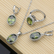 Load image into Gallery viewer, dropshipping women 925 silver jewellery sets - YR.SOOQ