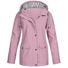 Load image into Gallery viewer, women waterproof and windproof outwear