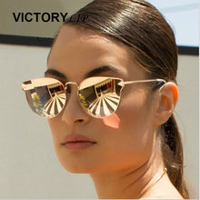 Load image into Gallery viewer, dropshipping women ladies cat eye sunglasses - YR.SOOQ
