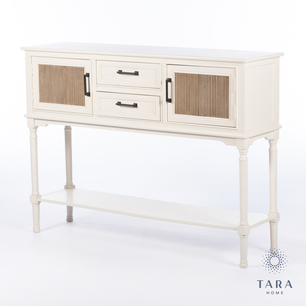 SAHARA 2 DRAWER 2 DOOR CONSOLE SIDEBOARD
