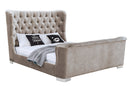 Belvedere 6' Bed - Champagne. SOLD OUT