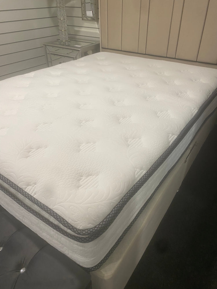 President dram cloud mattress