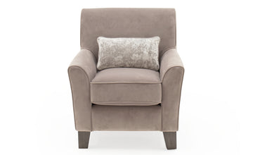 Cantrell Accent Chair - Taupe