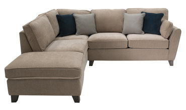 Cantrell Corner Group - Almond (LHF) (4 Scatter Cushions)