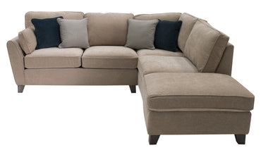 Cantrell Corner Group - Almond (RHF) (4 Scatter Cushions)