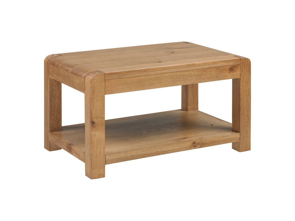 Capri Oak Coffee table