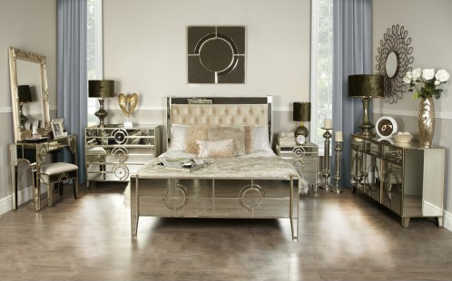 Gala Premium Bedroom Collection