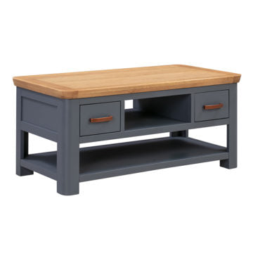 Treviso Midnight Blue Standard Coffee Table