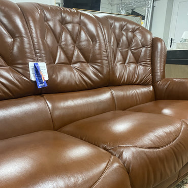 Guilia Italian Leather Suite