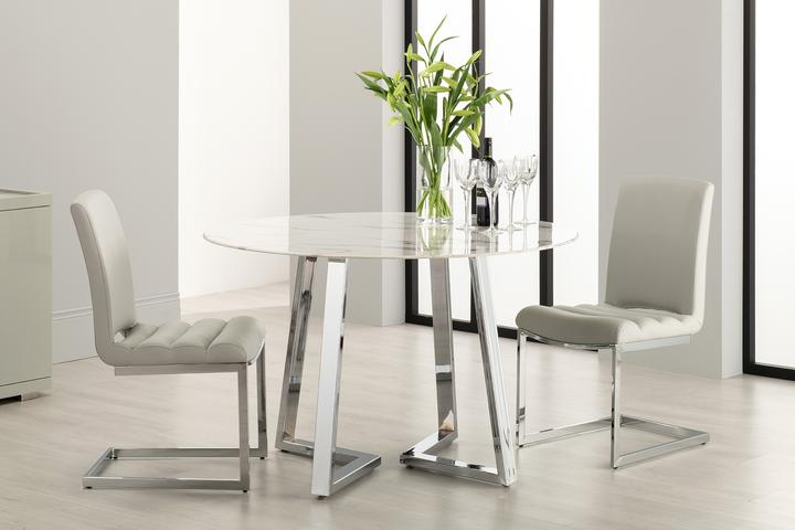 Storm 5 Piece Dining Table Set