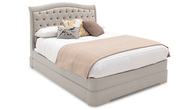 Mabel Bed Upholstered Headboard - 4'6