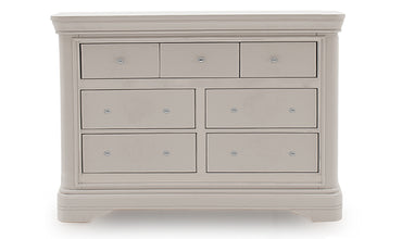 Mabel Dressing Chest - 7 Drawer
