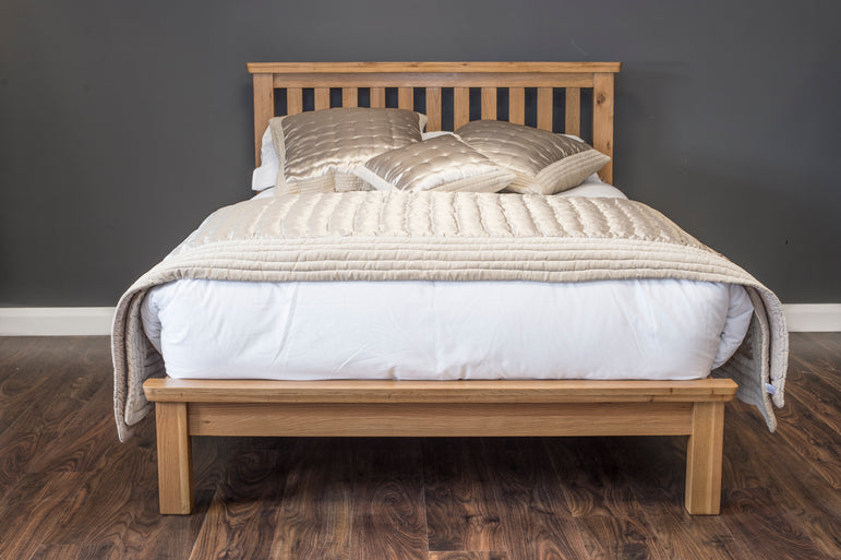 Manhattan - Bed - 36 (3') - Oak/Cream & Oak