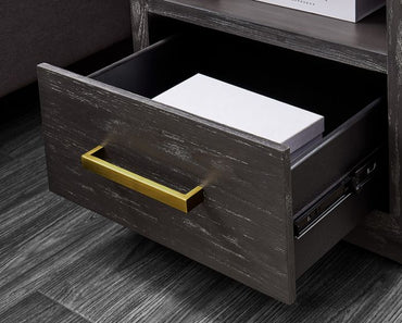 Hercules 1 Drawer Side Table