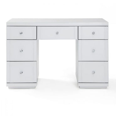Hollywood Dressing Table -White