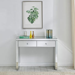 Hollywood Console Table -Glass