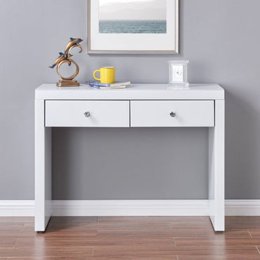 Hollywood Console Table -White