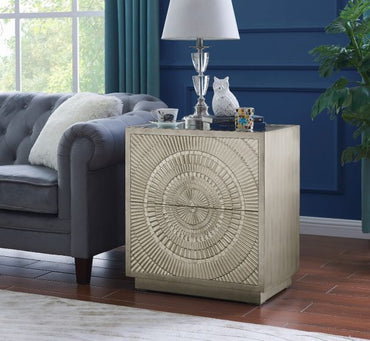 Frenso 2 Drawer Side Table