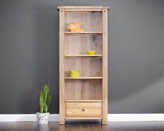 Donny - Bookcase - 1 drawer