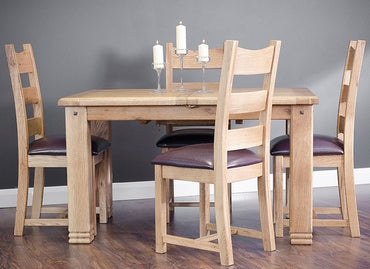 Donny - Dining Chair - With PU Seat
