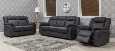 BROOKLYN FABRIC - CHARCOAL SUITE
