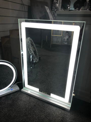 PRICE DROP : LED Strip Mirror 60x80h Portrait