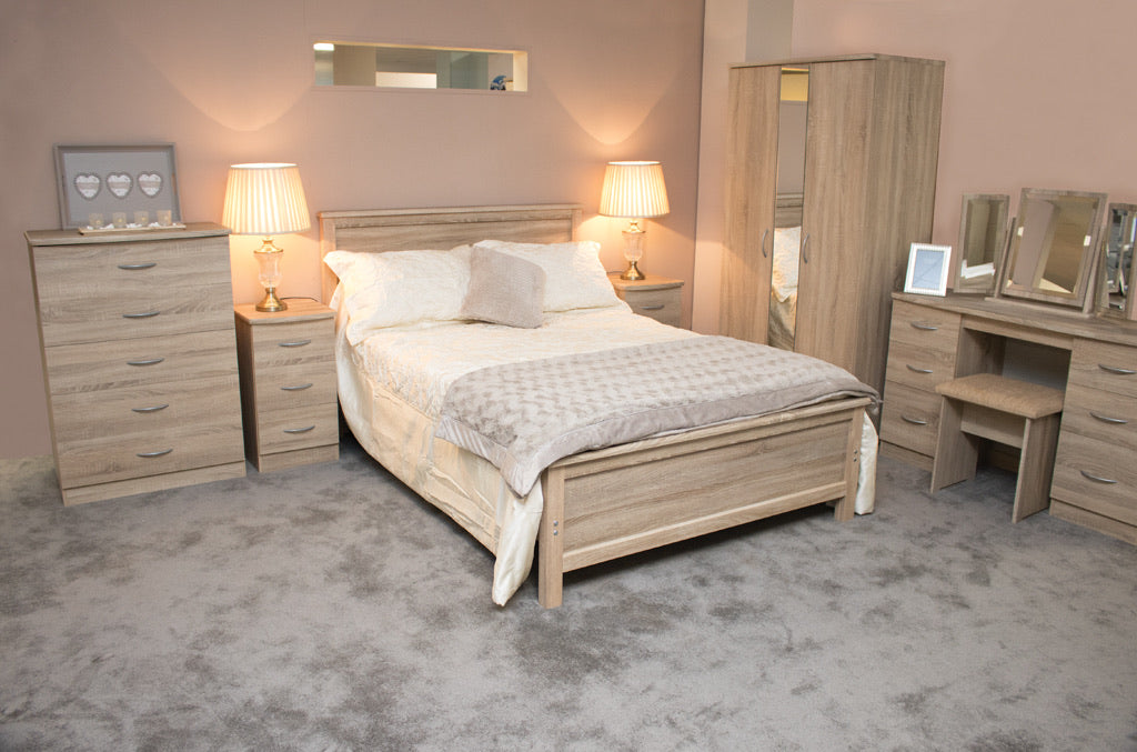 SONOMA OAK BEDROOM COLLECTION