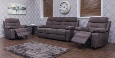 MELODY - DARK GREY CHARCOAL SUITE