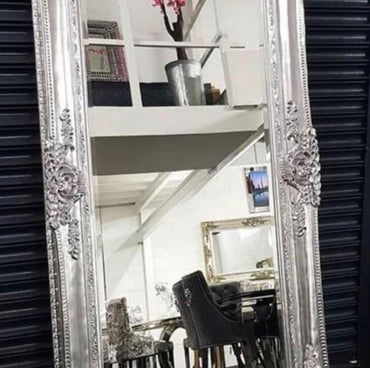 French Louis Mirror Chrome