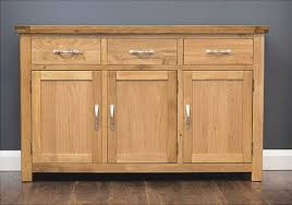 Manhattan - Side Board - 3 drawers - 3 doors - Oak