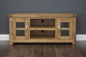 Manhattan - TV Unit - Large - Oak