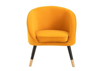 Oakley Tub Chair - Mustard