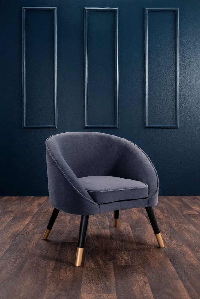 Oakley Tub Chair - Navy