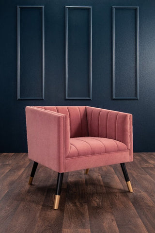 Jackson Tub Chair - Pink