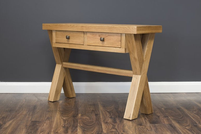 X Range - Console Table