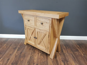 X Range - Sideboard - Small