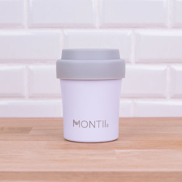 Montii Co Mini Coffee Cup - White