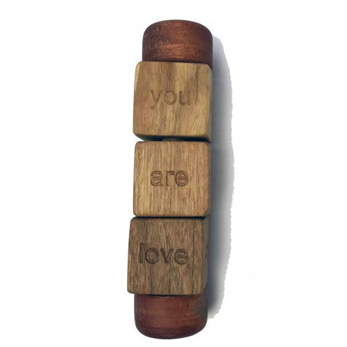 In-wood Mindful Spindle
