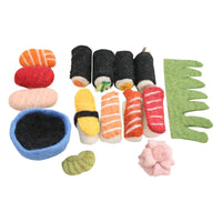 Papoose Felt Food // Sushi Set