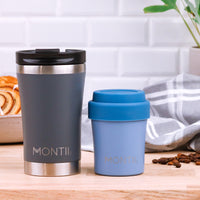 Montii Co Regular Coffee Cup - Grey