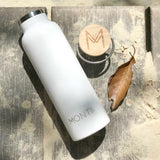 MontiiCo Original Drink Bottle - White