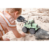 "Plasto ""I AM GREEN"" Front Loader 30cm"