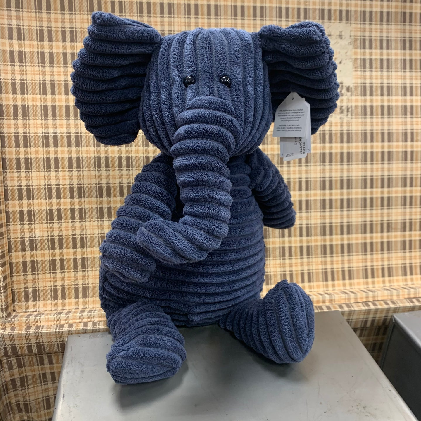 Jelly cat -Elefant- elephant Medium 38cm