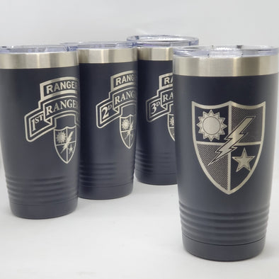 Ranger Tumblers at Scroll Factor