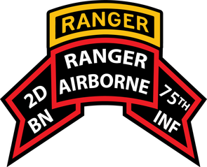 2d Ranger Bn Old Scroll