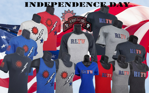 Independence Day Gear