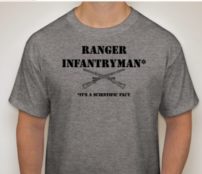 Infantryman - It's a Scientific Fact