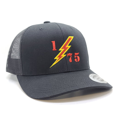1st Bn Bolt Black Trucker
