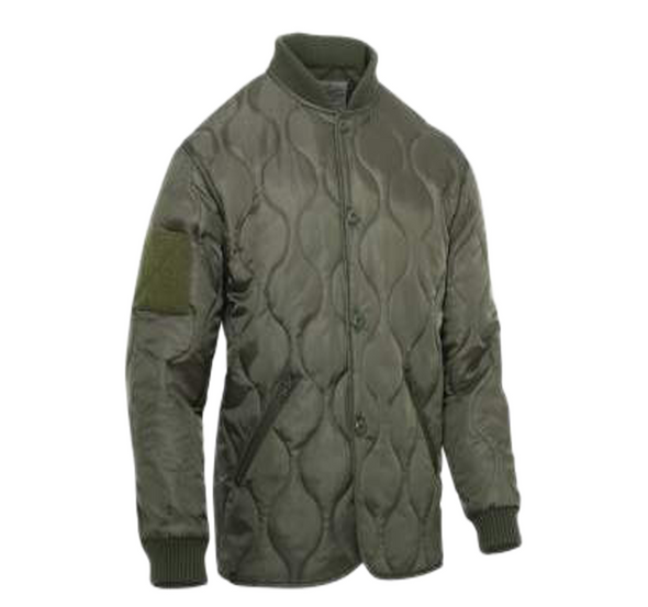 Quilted Wooby Jacket