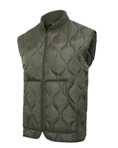 Quilted Wooby Vest